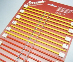 Childrens Knitting Needles Carded
