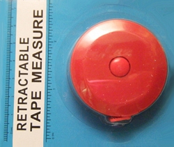 Rotary Tape Measures, 12pcs