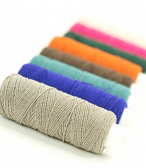 Shirring Elastic, 50pcs